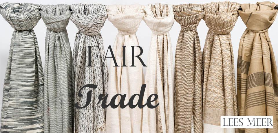Fair trade banner
